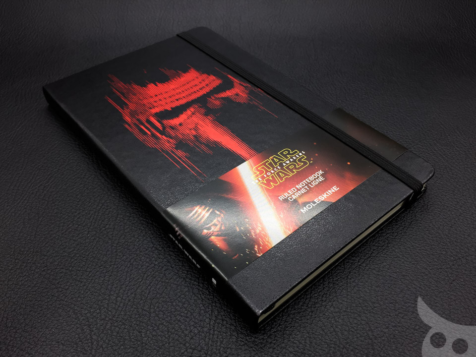 Moleskine Star Wars VII : Lead Villain