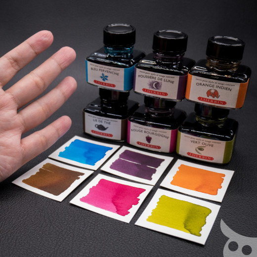 J. Herbin : The Jewel of Inks