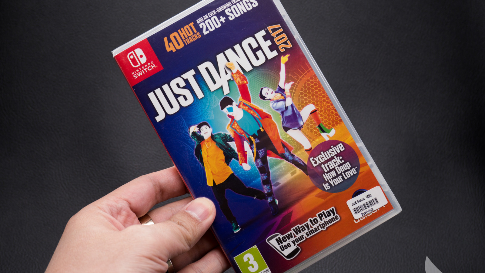 [Nintendo Switch] Just Dance 2017
